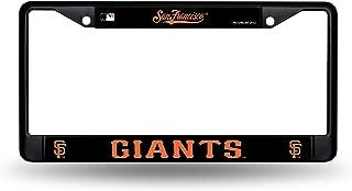 Rico Industries MLB Metal License Plate Frame, San Francisco Giants
