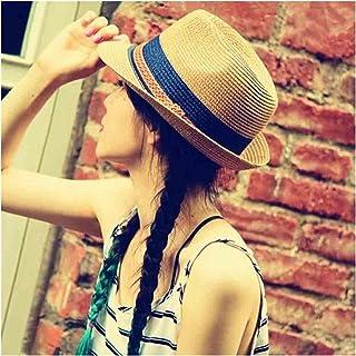الصيف أعلى قبعة امرأة سونحات بيتش شاطئ عطلة سترو قبعة الجاز البريطانية قبعة