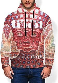 NAPN Men's Tool Band Poster 3D Print Pullover Hoodies Hooded Sweatshirt Sweaters