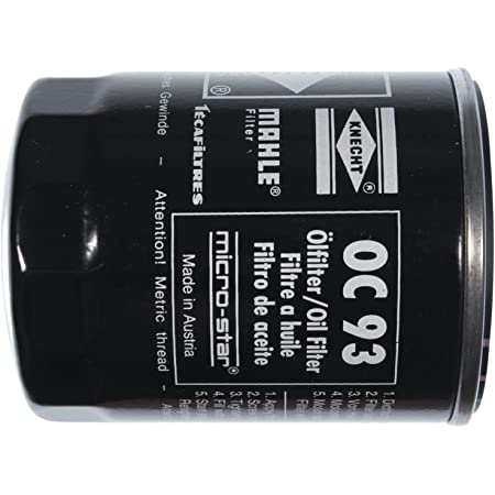 Mahle Knecht Oc 983 Öllfilter Auto