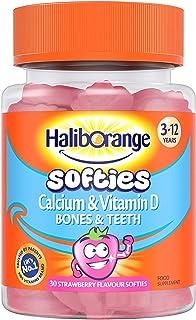 Seven Seas Haliborange Vitamin D Calcium Softies for Kids Pack of 30
