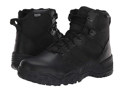 Danner Scorch 6 Side Zip Waterproof (Black) Men