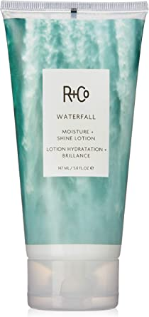 R+Co Waterfall Moisture + Shine Lotion, 147ml