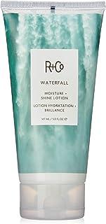 R+Co Waterfall Moisture + Shine Lotion