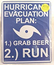 funny evacuation plan