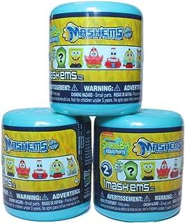 Mashems Spongebob Squarepants Series 2 (3 Pack)
