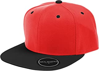 Best red and black snapback Reviews