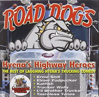 Road Dogs: Hyena's Highway Heroes