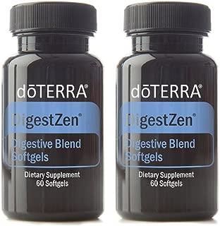doTerra DigestZen Softgels 60 Softgels - 2 Pack