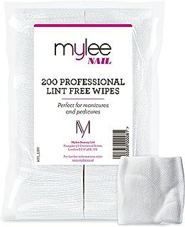 Mylee Toallitas Libres de Pelusa Paquete de 200 NUEVO 100%