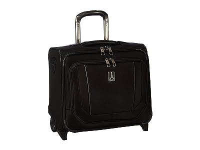 Travelpro 16 Crew Versapack Rolling Tote (Jet Black) Luggage