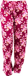 Hello Mello Trendy Womens Loungewear Pants with Luxurious...