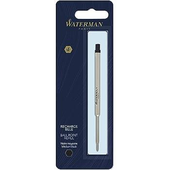 Ensemble de recharges pour stylo à bille Waterman SET OF 5 BLACK INK