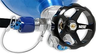 NOS/Nitrous Oxide System 16147NOS Billet Aluminum Hand Wheel Large 2-3/4 in. Diameter Billet Aluminum Hand Wheel