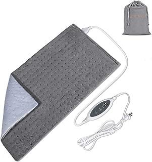 Best walgreens sunbeam heating pad Reviews