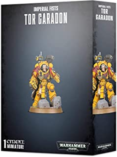 Games Workshop Warhammer 40,000: Imperial Fists TOR GARADON