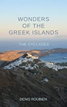 Of Cyclades Islands