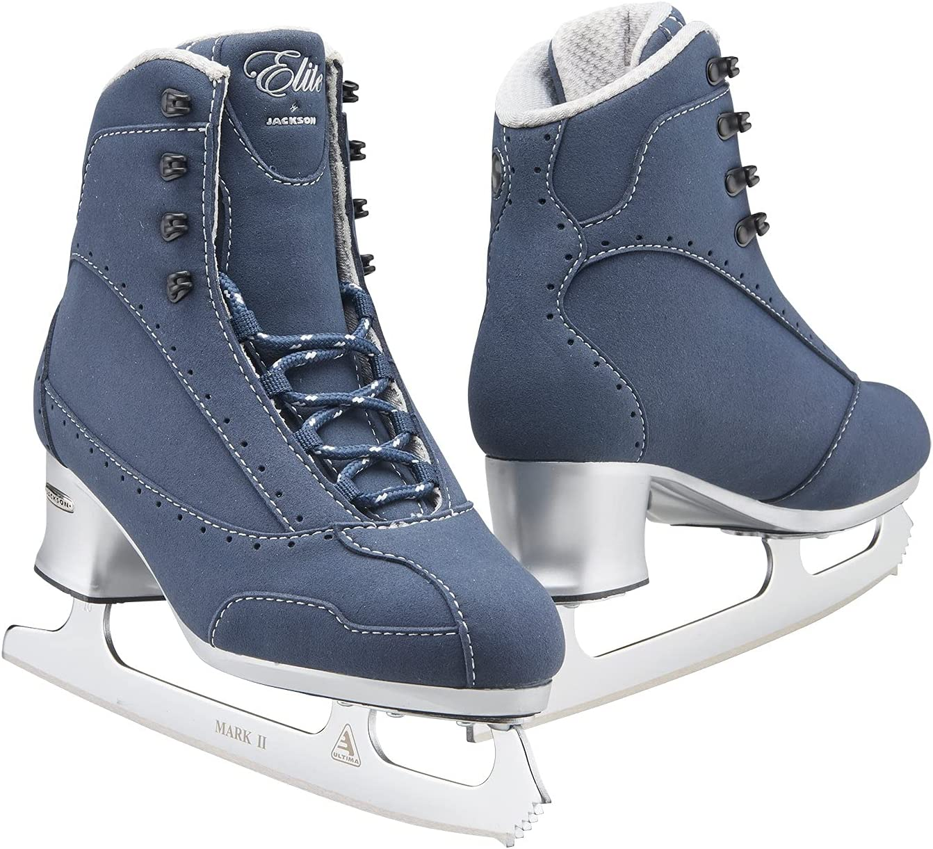 Jackson Selling rankings Ultima New Softec Elite Ice Popular brand in the world Womens Girls Figure Skates