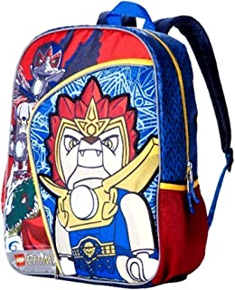 Animations Lego Chima Series Backpack / School Bag with Image of