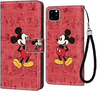 Wallet Case Compatible with Apple iPhone 11 Pro Max (6.5