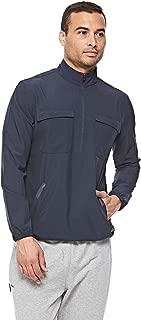BrandBlack Sports Lifestyle Jackets for Men - Navy Blue, Size XL