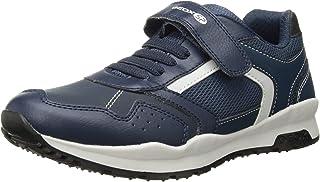 Geox Kids' Coridan Boy 4 Velcro Sneaker
