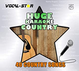Vocal-Star Country Karaoke