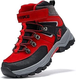 VITUOFLY Chaussures de randonnée unisexes pour enfants.