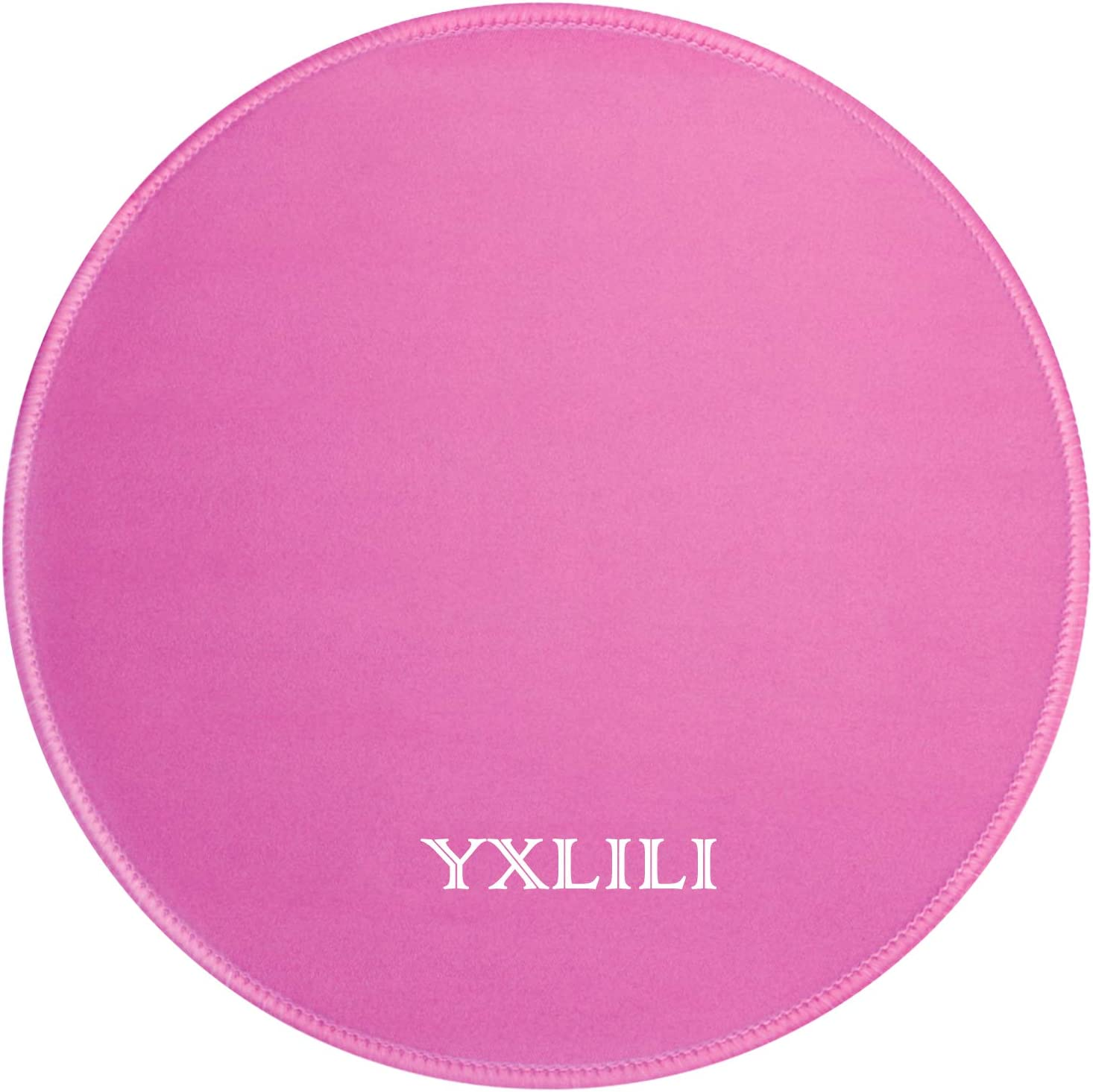 Wholesale YXLILI Mouse Pad 9.84inch Gaming Mat Complete Free Shipping Round Pads wit