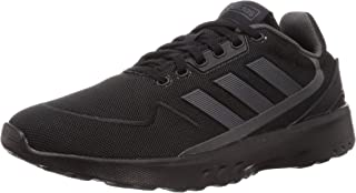 adidas Nebzed, Men's Road Running Shoes, Black (Core Black/Grey Six/Ftwr