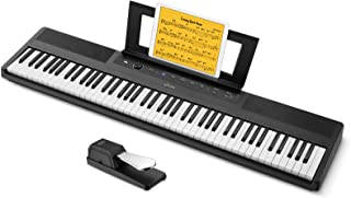 Donner DEP-45 Beginner Digital Piano 88 Key Electric Keyboar