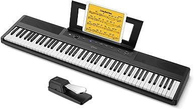 Donner DEP-45 Beginner Digital Piano 88 Key Electric Keyboar