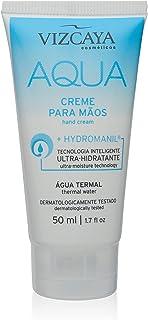 Vizcaya Creme Para Mãos Aqua 50 ml