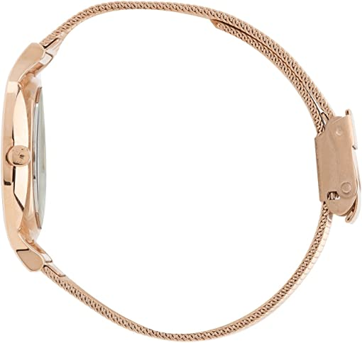 SKW2151 Rose Gold Stainless Steel Mesh
