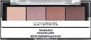 Covergirl truNAKED Quad Eyeshadow Palette, Dreamland