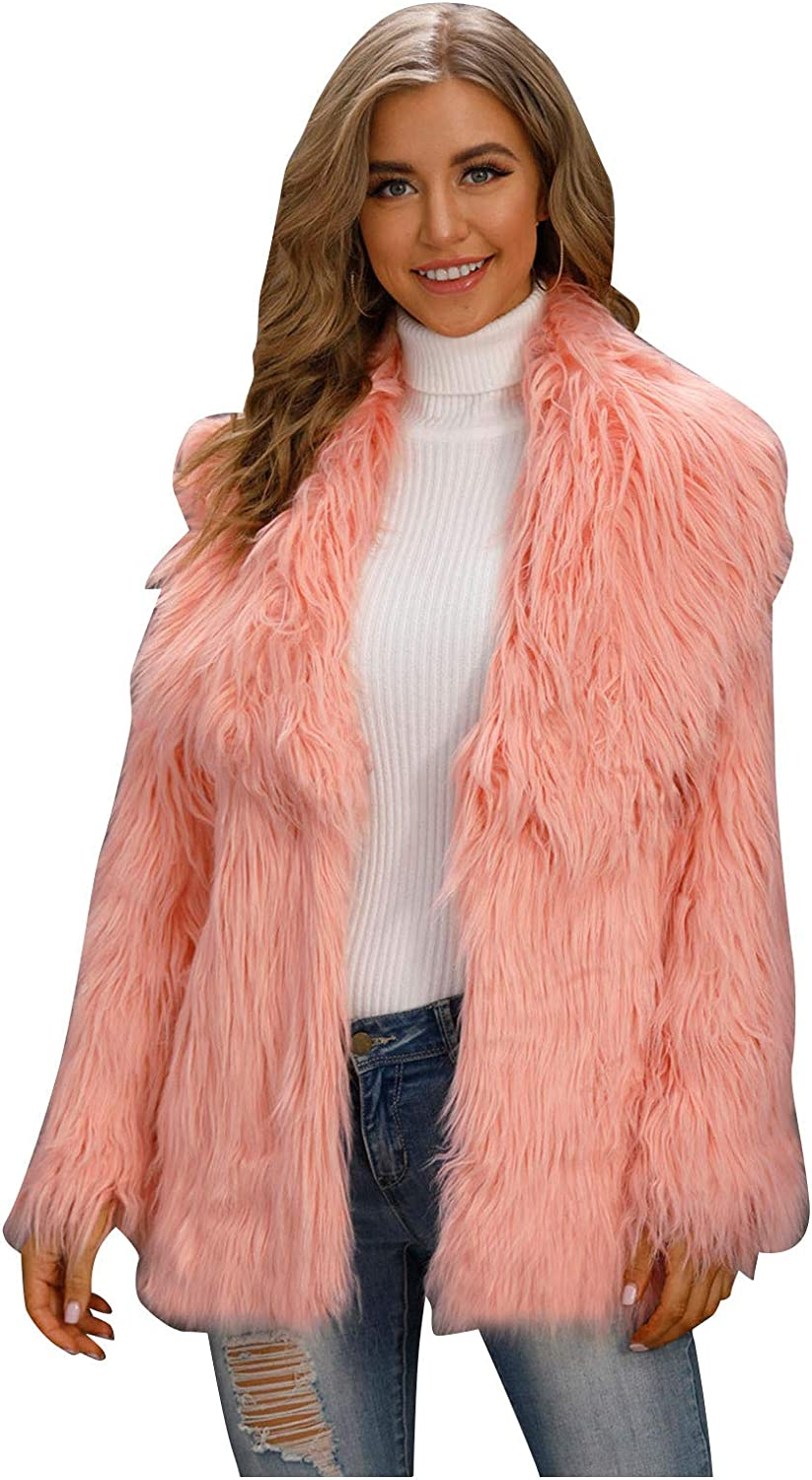 Women's It is very popular Winter Latest item Warm Coat Jacket Club Cardigan Party Out Cocktail