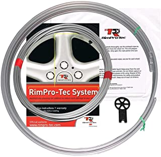 RimPro-Tec System   4 x Inner Pinstripes + 4 x Base   Reduce Curb Damage   Durable All-Weather Protectors   Fits All Wheels from 13