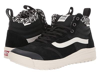 Vans UltraRange Hi DL MTE ((MTE) Woven/Black) Athletic Shoes