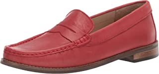 Driver Club USA Unisex-Child Genuine Leather Boys/Girls Casual Comfort Slip on Moccasin Penny Loafer