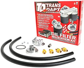 Trans-Dapt 1120 Single Filter Relocation Kit