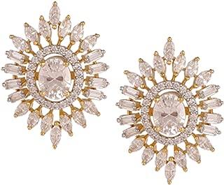 Best american diamond earrings india Reviews