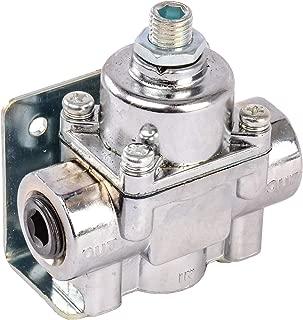 JEGS 15912 Fuel Pressure Regulator Gasoline 4.5 to 9 PSI