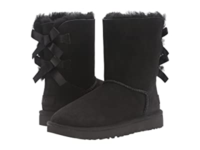 UGG Bailey Bow II (Black) Women