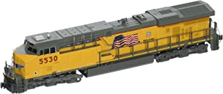 Kato USA Model Train Products N GE ES44AC Gevo Union Pacific Locomotive #5530 Train