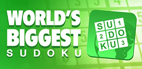 『World's Biggest Sudoku』のトップ画像