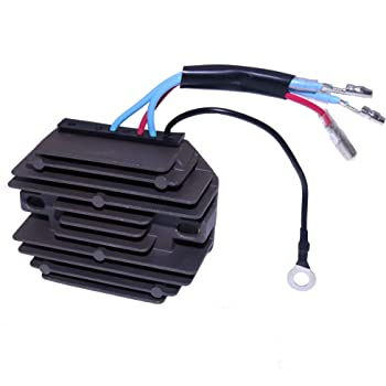 Disen parts 15533-64600 H1550-64600 Voltage Regulator 12V 76611-55440 with 6 Pins For Kubota Tractor B5200 B6200 B7200 B8200 B9200 F2000 F2100 F2100E G-5500S KH-007H KH-36 KH-41 KH-51 KH-61