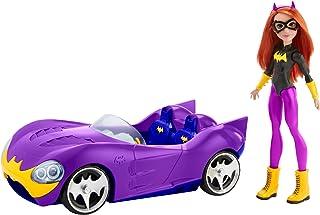 DC Super Hero Girls Batgirl and Batgirl Mobile