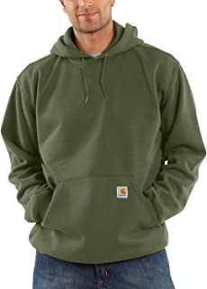 Carhartt Men's Midweight Original Fit Hooded Pullover Sweatshirt K121