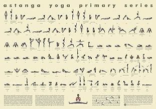 ashtanga yoga series chart