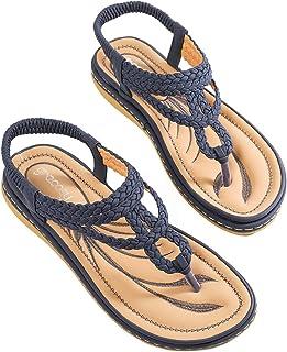 : Tongs Bijoux : Chaussures et Sacs